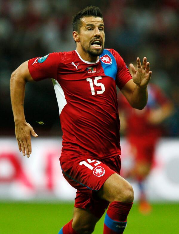 Squawka Football On Twitter Squawkaquiz Answer 5 Lots Of Liverpool Fans Got This One Czech Republic Striker Milan Baros Http T Co Kto7djvfor