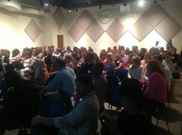 Thumbnail for #SMCSTL Social Media Workshop - 5/31/13