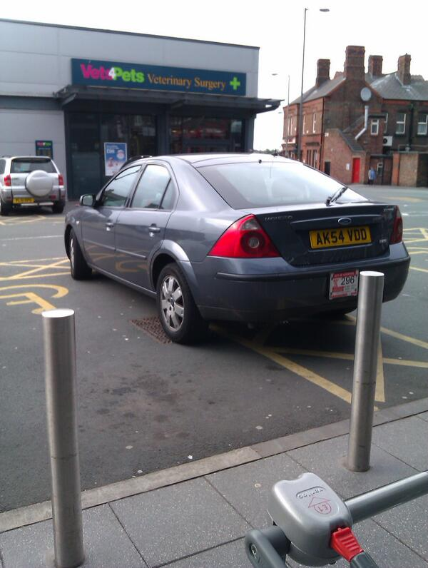 AK54 VDD is a Selfish Parker