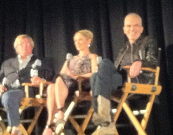 Grt Q&A with cast of #JayneMansfieldsCar: Billy Bob Thornton, @LadyLaNasa, @Ron_White. #Lifeat50 pic.twitter.com/tDkYVRjAO3