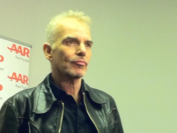 Billy Bob Thornton: 'After actresses turn 50 they shouldn't have to play grandmothers.' #Lifeat50 pic.twitter.com/sJMe3N93Pl