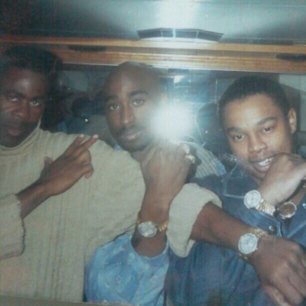 Rare Photo  2Pac  amp  Haitian Jack  2pac  tupac  makaveli  rare  photo      Haitian Jack