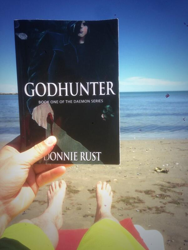 Godhunter (The Daemon Series Book 1)