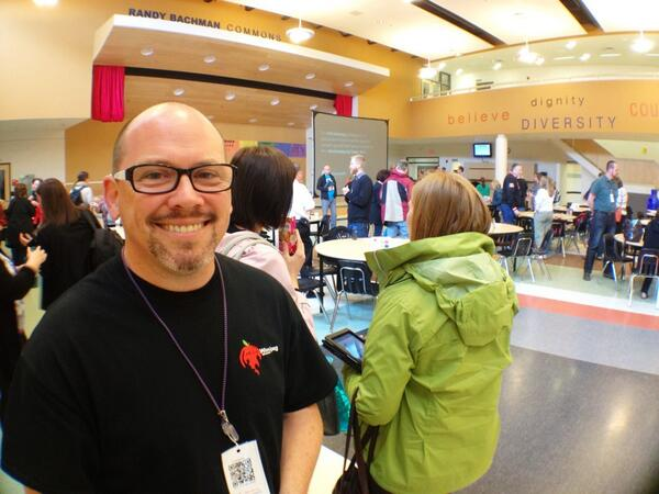 #edcampwpg - It's all @milesmac's fault - and it's awesome! #mbedu http://pic.twitter.com/DQedhjXOYY