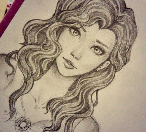 Patch Nora drawing Hush Hush fan art - YouTube
