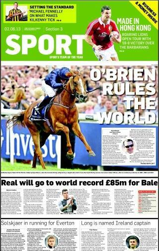 Sunday Times: Real Madrid will bid world record fee of £85m for Gareth Bale