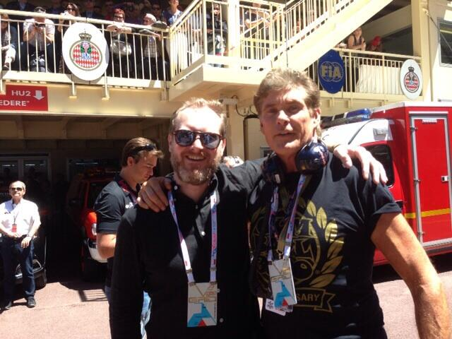 Twitter / DavidHasselhoff: Gumball was the best week EVER ...