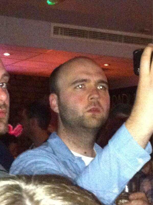 Karl pilkington lookalike
