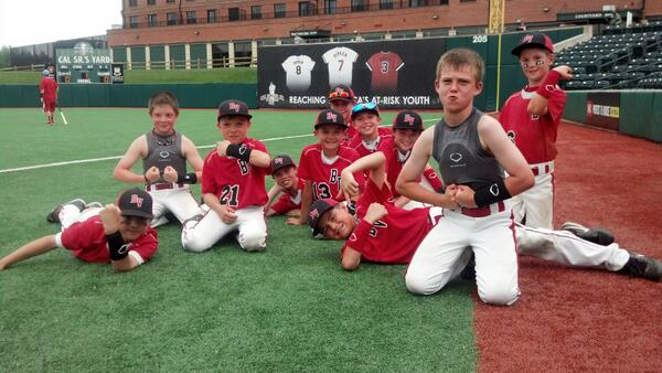 Evoshield On Twitter Beaver Valley 9u Red Is Evofitted Ready