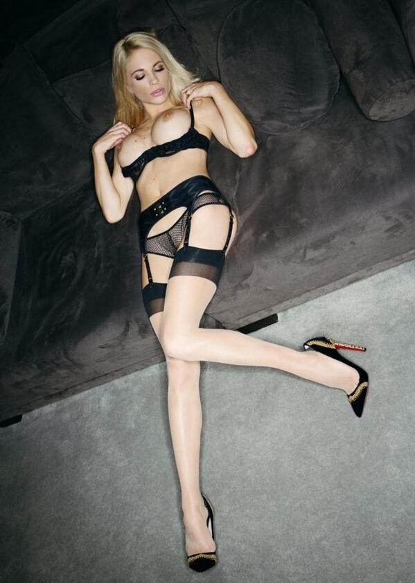 Contain lingerie may