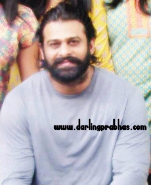 Baahubali Prabhas New Look - Telugu movies - Nandamuri Fans ...