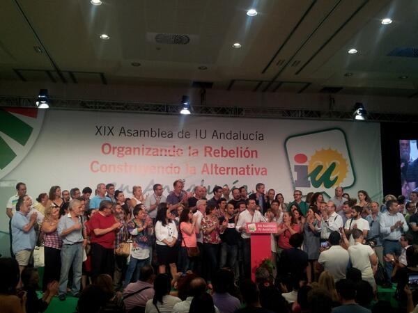 .@MailloAntonio interviene junto al resto del nuevo Consejo Andaluz #AsambleaAndaluza pic.twitter.com/lhm7CcTHuy