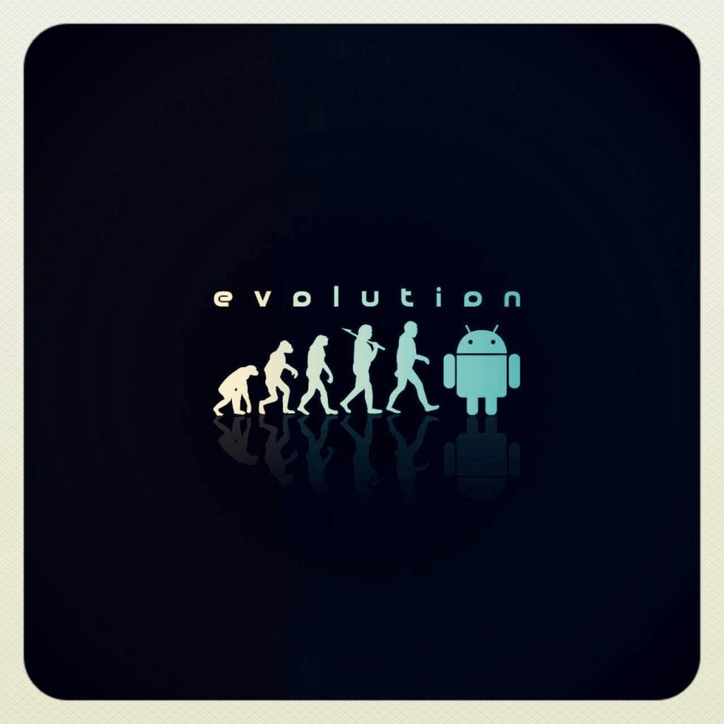 Twitter / echenze: :) #Android #Evolution ...