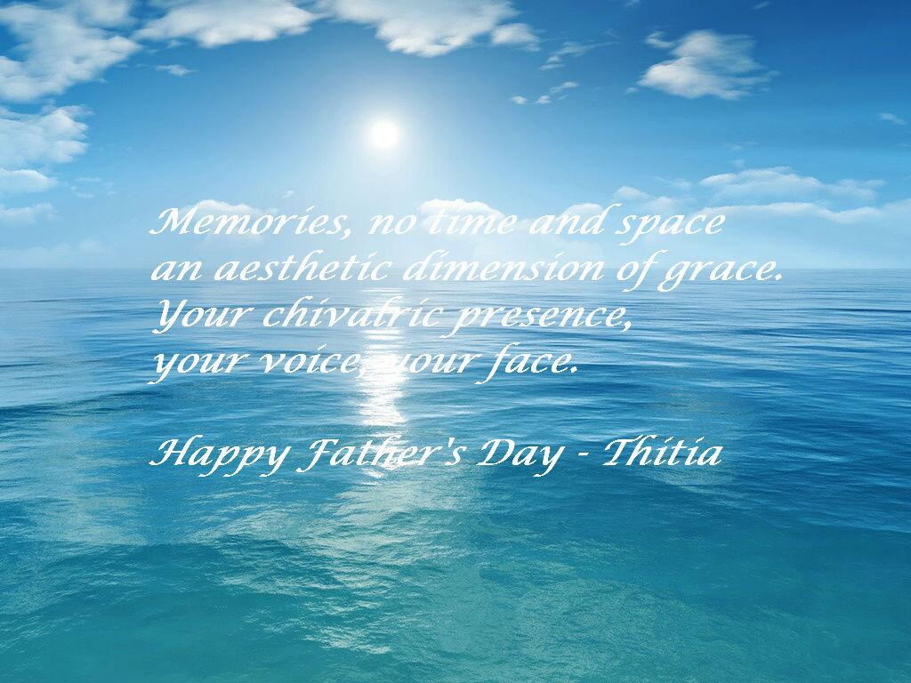 Twitter / ThitiaOfficial: ❤⋰☼⋰❤Happy Father's ...