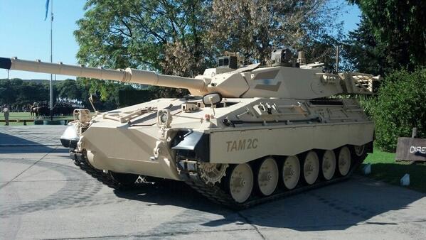 アルゼンチンの戦車
