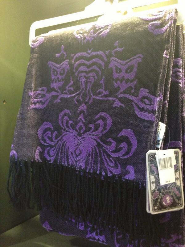 TouringPlans On Twitter Haunted Mansion Throw Blanket For Sale For Fascinating Haunted Mansion Throw Blanket