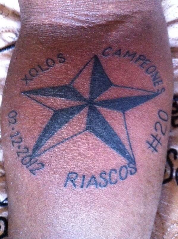 Diego Armando Arredondo Felix On Twitter El Tatuaje De