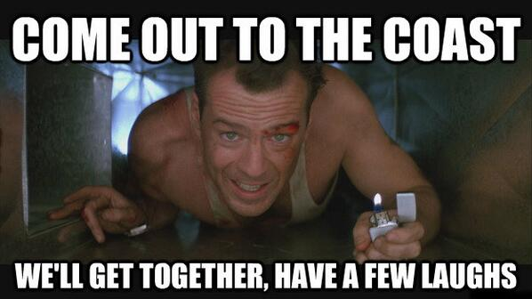 Die Hard Quotes Die Hard on Twitter: