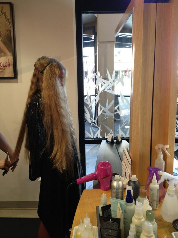 Jordan Hasay On Twitter Quot Pre Race Hair Cut Trim