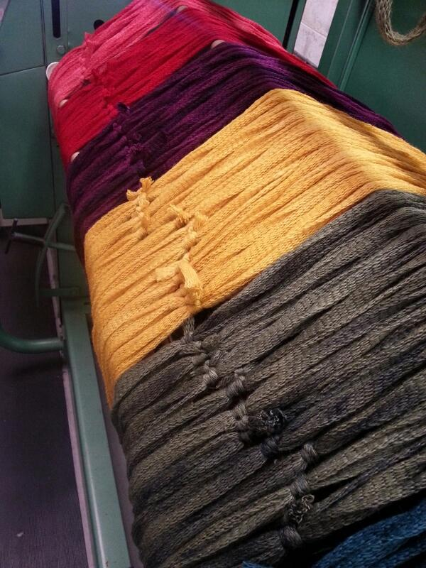 Knitting And Stitching Show Twitter : Colinette Yarns (@ColinetteYarns) Twitter