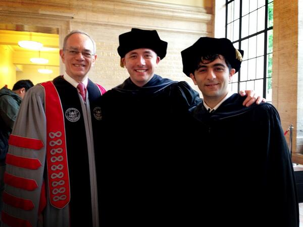 So excited to speak at @mitcommencement -- congrats class of 2013! #MIT2013 pic.twitter.com/XqTZrTzoZx