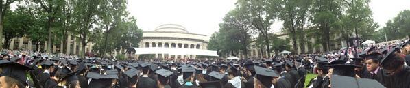 Time to graduate! #MIT2013 pic.twitter.com/ZfQE57JxPU