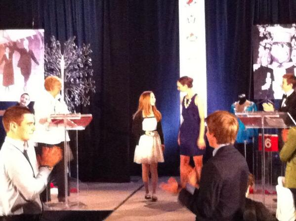 Alexis Dion receives Skate Canada CompetitiveSkate Award