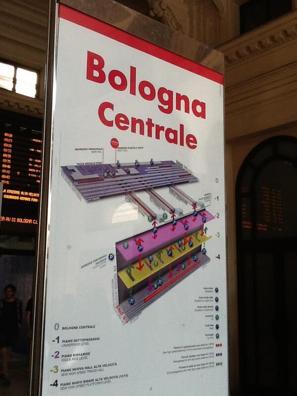 Thumbnail for Nuove stazioni in Emilia Romagna: Bologna AV, Reggio Emilia AV Mediopadana, Bologna Mazzini