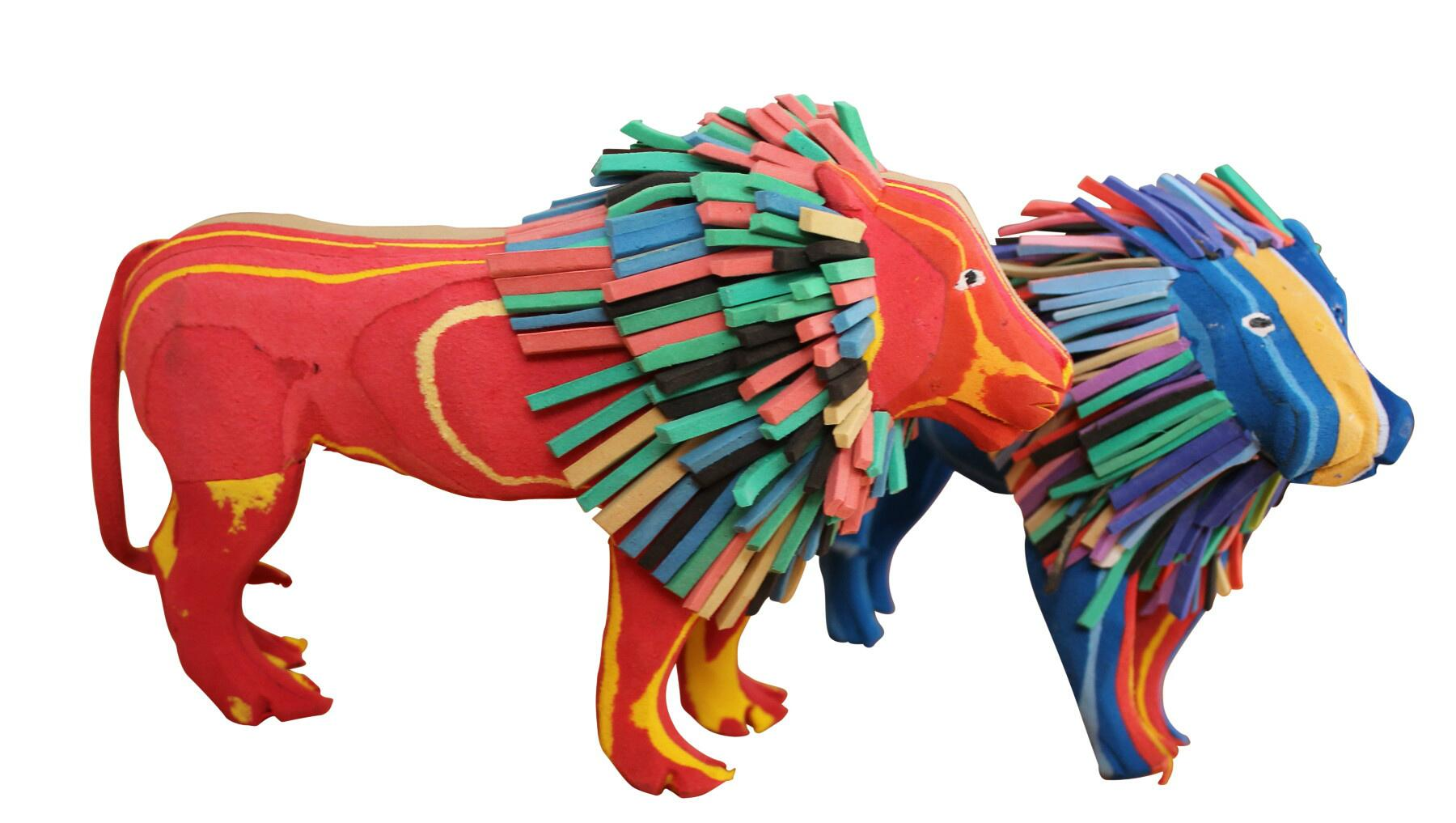 Twitter / ethicalgiftsau: #ecofriendly animals made from ...
