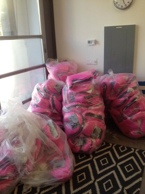 It's time to blanket the earth with pink moustaches! Go @lyft http://t.co/kUWyjoKqVC