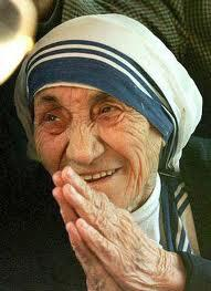 God does not command that we do great things,  only small things with great love.  Bl. Mother Teresa of Calcutta  https://t.co/EuE79EIi1Z