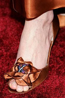 Stuart Weitzman Rita Hayworth Heel