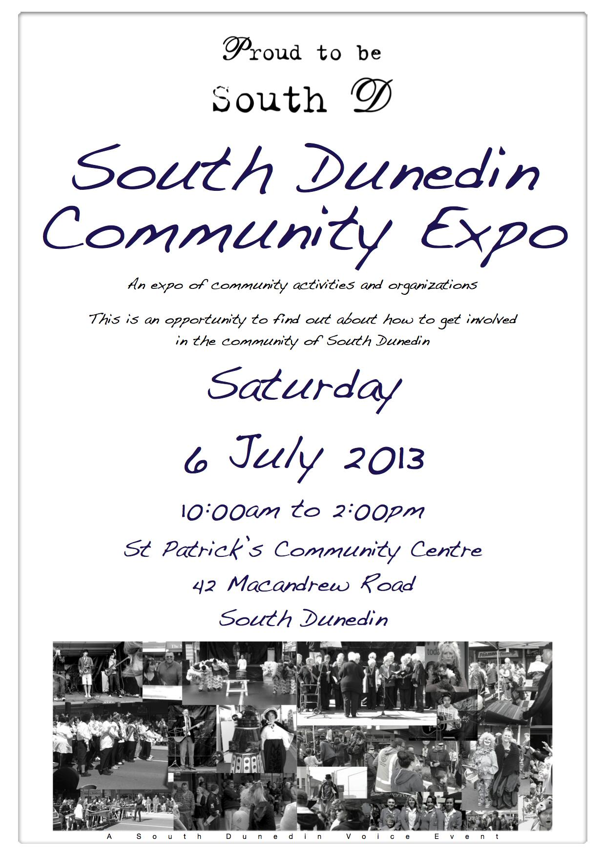 South Dunedin Community Expo