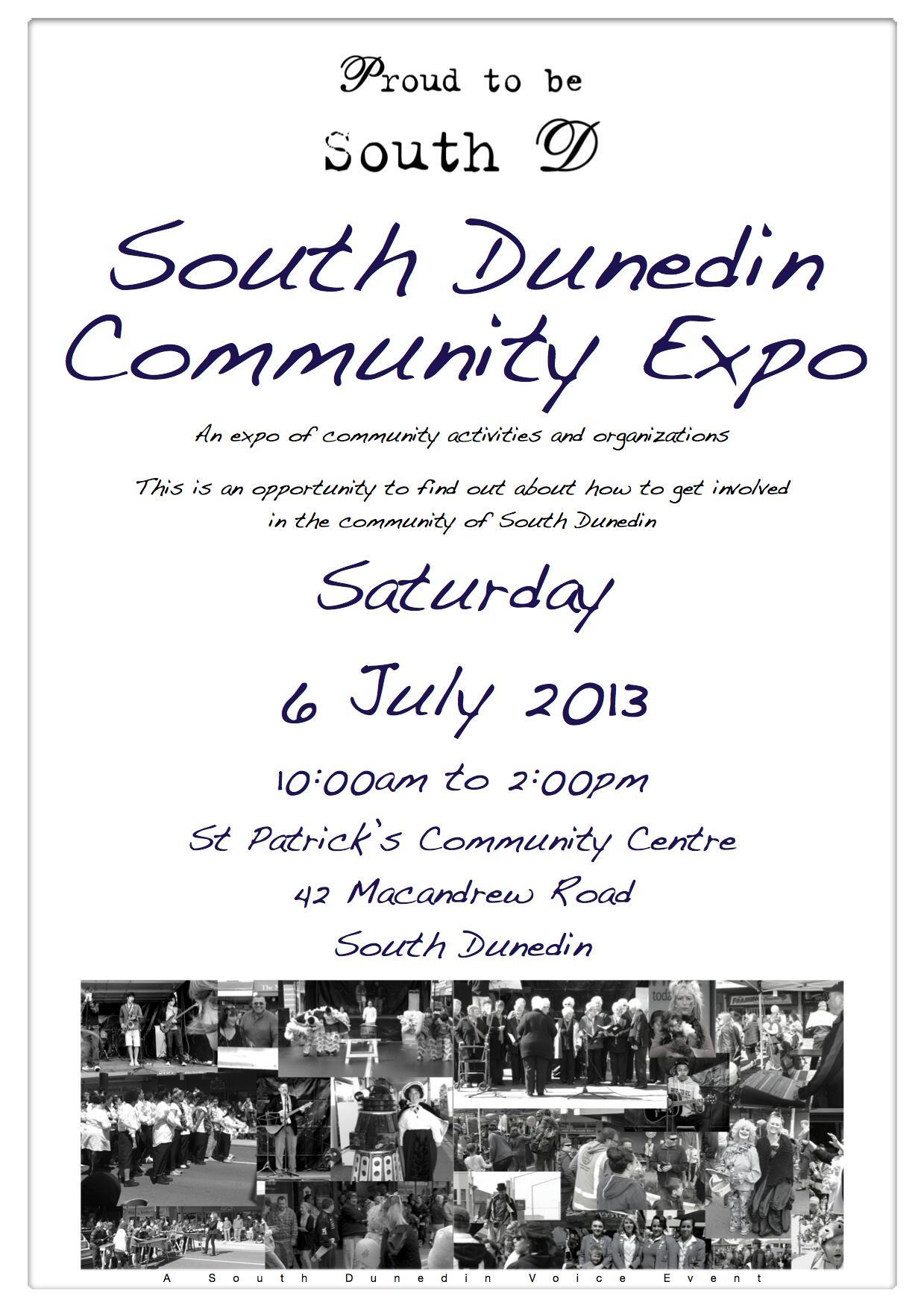 South Dunedin Community Expo