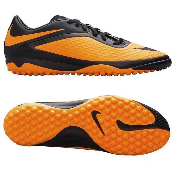 "Sepatu Futsal ID on Twitter: ""Ready Stock [ORIGINAL] Nike Hypervenom Phelon TF (Turf) Black/Citrus - Order via WhatsApp 081219966007 ..."