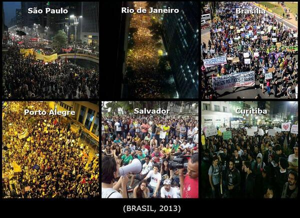 Lais Ribeiro  - Espero que n twitter @Lalaribeiro16 mudabrasil,vamospraasruas