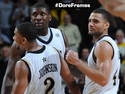 Throwback #DoreFrames - Fes, Jeff, and Kedren pic.twitter.com/Pmdq0jRMhp