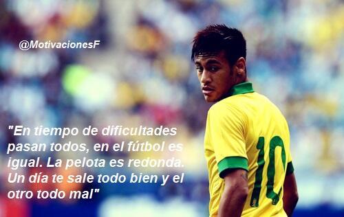 "Frases Futbol on Twitter: ""Neymar... http://t.co/mrokQVmTdf"""