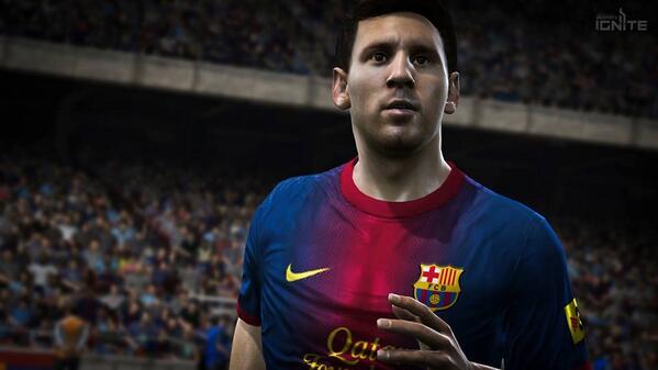 Messi vs FIFA