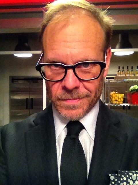Alton Brown Chef Food Network