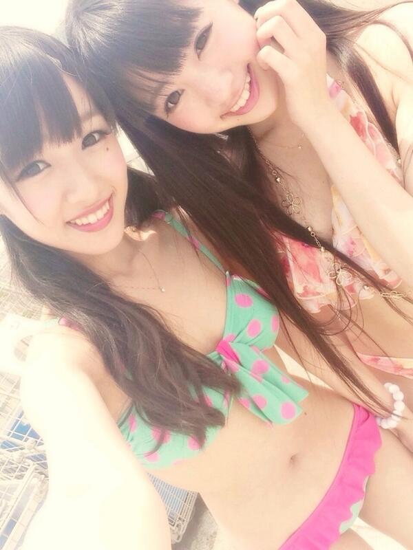 前田希美と志田友美