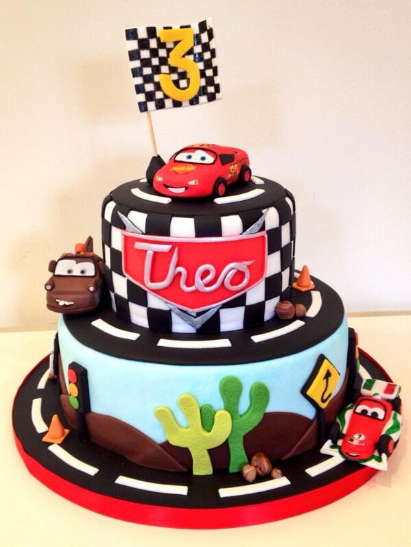 Constantinecakes On Twitter Cars Movie Cake Cars Movie Cake