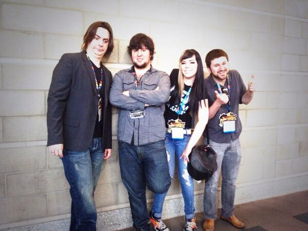 game grumps on twitter the grump family is at e3 http t co
