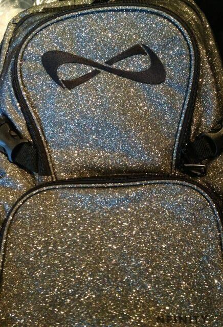 pink nfinity backpacks cheer bags backpack princess infinity
