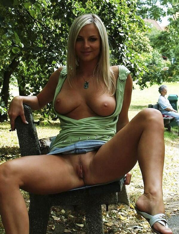 """naked pictures on twitter: """"sexy blonde. #pussy #boobs #fuck #nude"""