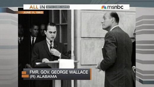 george wallace essays George wallace former gov george c wallace of alabama, who built his political career on segregation and spent a tormented retirement arguing that he was not a.