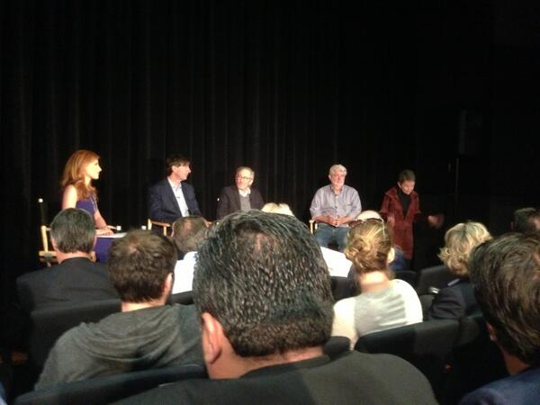 I learned my filmmaking from Ray Harryhausen - Steven Spielberg at #usc pic.twitter.com/jKQXDrEvRi