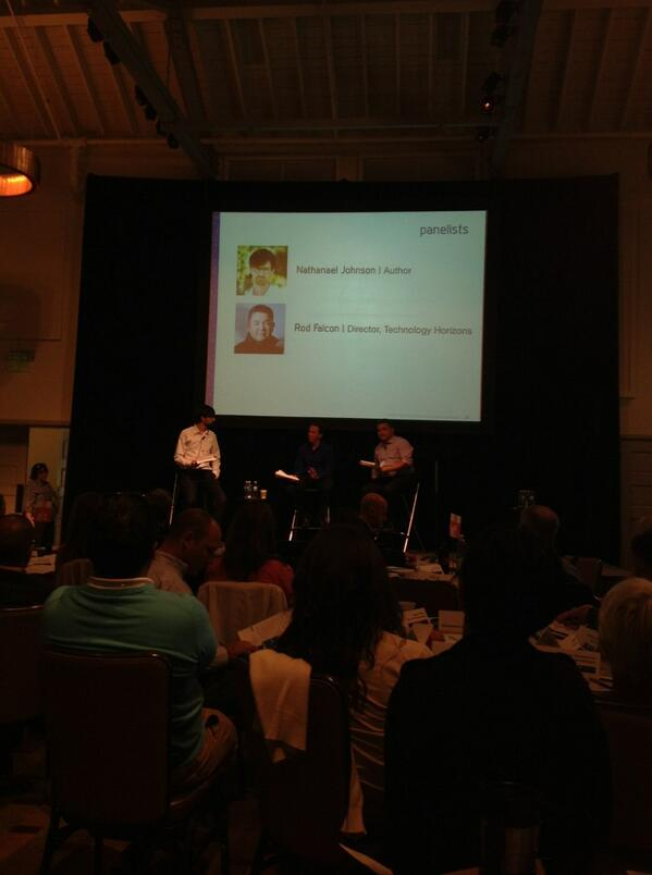 Next panel at @iftfhealth #reworking health: tapping ambience, redesigning experience. pic.twitter.com/UshtviFk16