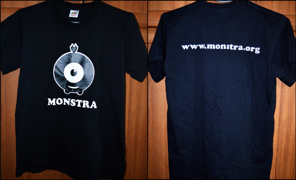 Monstra T-Shirt - Version 1.0.0