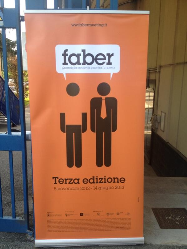 Today Faber Meeting 9 to 19 to represent @deltatre pic.twitter.com/8goffyyBnS